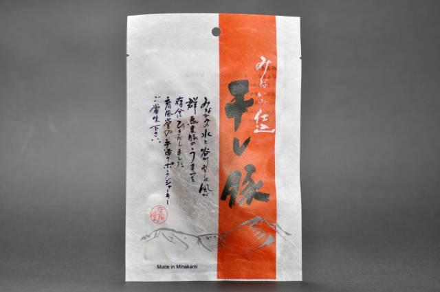 ポークジャーキー/育風堂/みなかみ/酒の瀧澤
