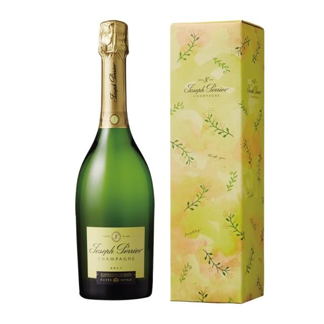 キュヴェロワイヤル/ジョセフ・ペリエ/シャンパーニュ/フランスワイン/酒の瀧澤
