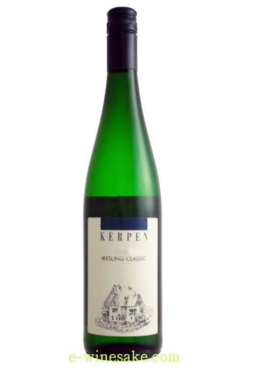 リースリング・クラシック/ケルペン/モーゼル/ドイツ白ワイン/酒の瀧澤