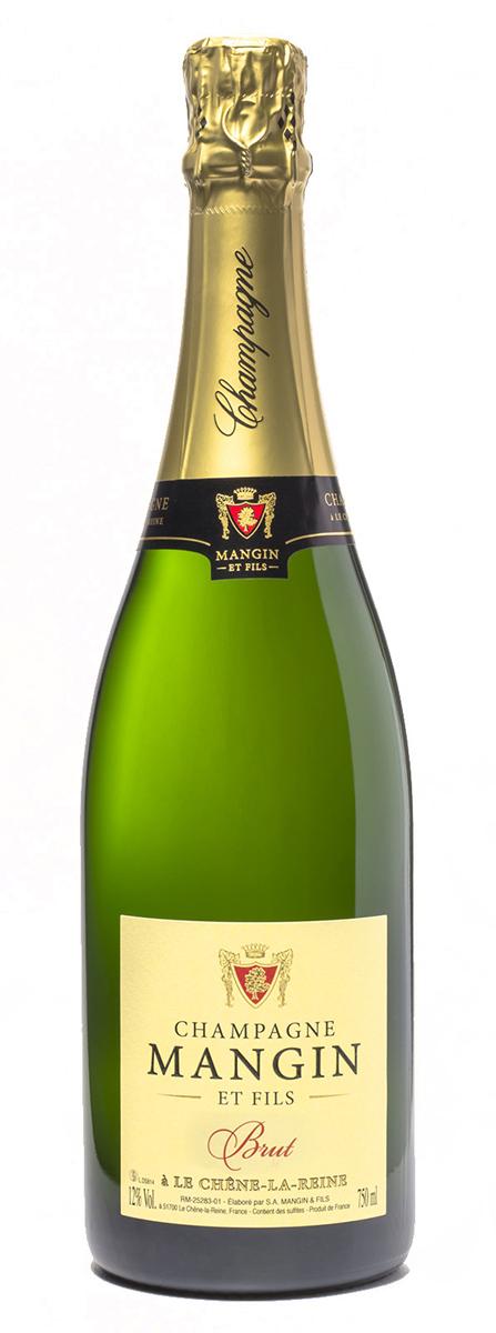 シャンパーニュ・マンジャン・ブリュ/スパークリングワイン/フランス/酒の瀧澤