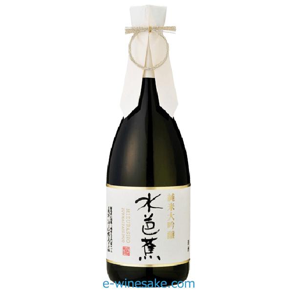 水芭蕉純米大吟醸720/永井酒造/群馬の地酒/酒の瀧澤