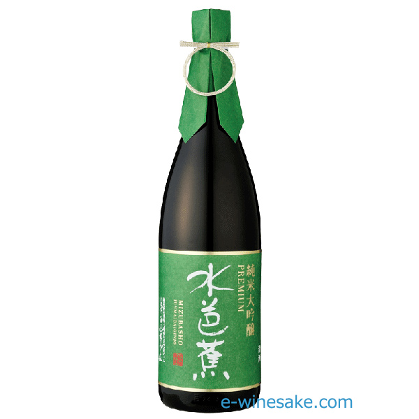 水芭蕉純米大吟醸プレミアム1.8L/永井酒造/群馬の地酒/酒の瀧澤