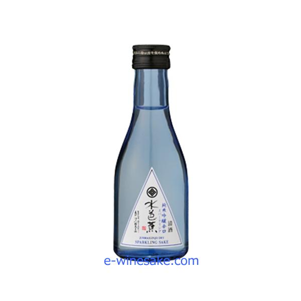 水芭蕉純米吟醸スパークリング180ml/永井酒造/群馬の地酒/酒の瀧澤