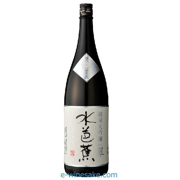 水芭蕉翠純米大吟醸1.8L/永井酒造/群馬の地酒/酒の瀧澤