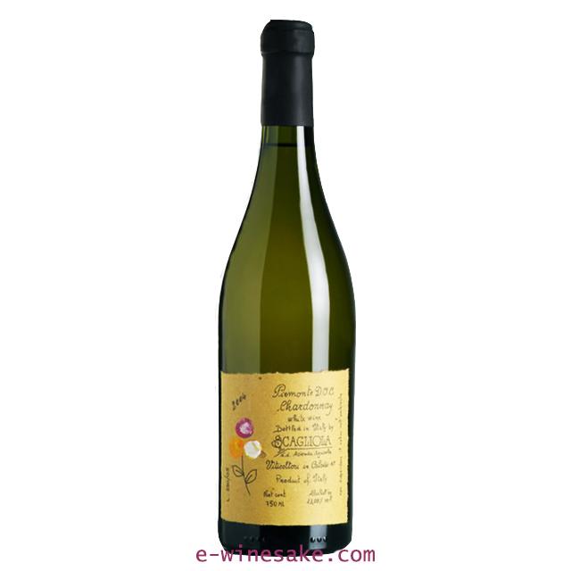 ピエモンテ・シャルドネ/スカリオーラ/イタリア白ワイン/瀧澤