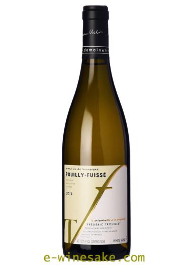 プイィ・フュッセ/トゥルイエ/ブルゴーニュ白ワイン/酒の瀧澤