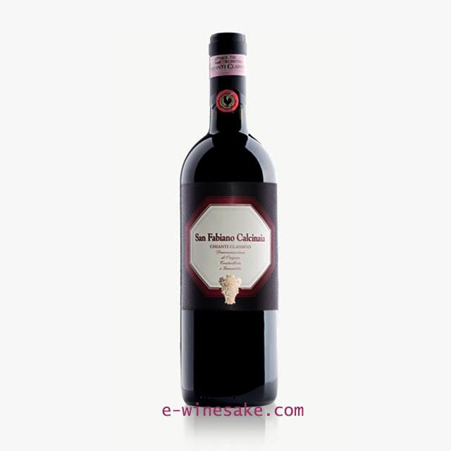 キャンティ・クラシコ/サン・ファビアーノ・カルチナイア/トスカーナ赤ワイン/酒の瀧澤