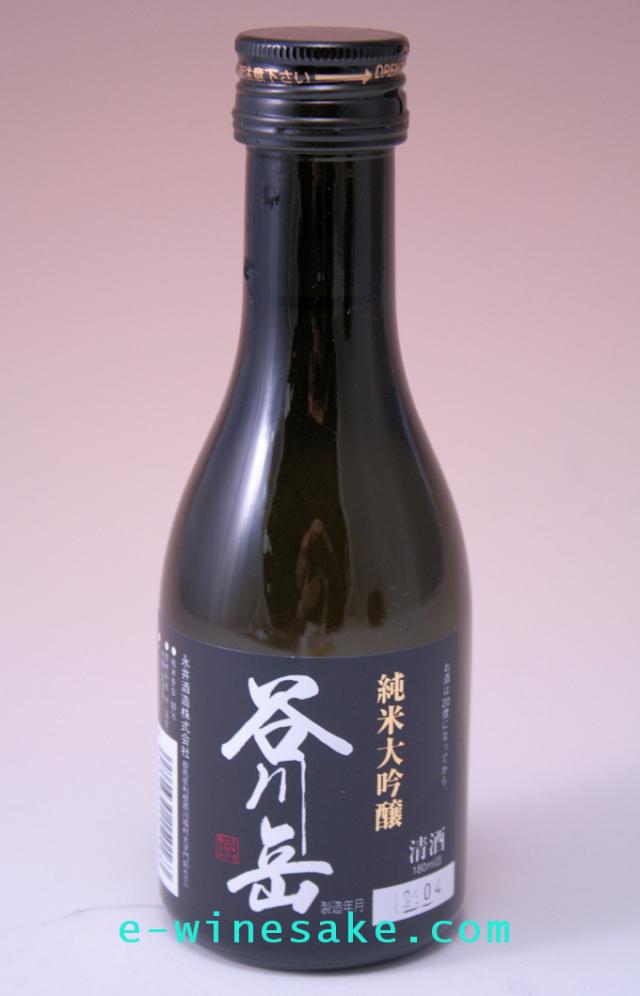 谷川岳純米大吟醸ミニ/永井酒造/群馬の地酒/酒の瀧澤