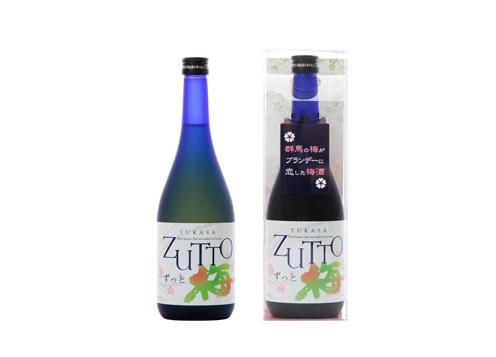 Zutto/ブランデー梅酒/美峰酒造/酒の瀧澤