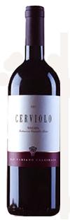 チェルヴィオーロ・ロッソ カルチナイア イタリア赤ワイン