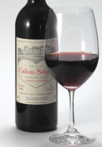 カロン・セギュール1998年 ボルドー・サンテステフ赤ワイン