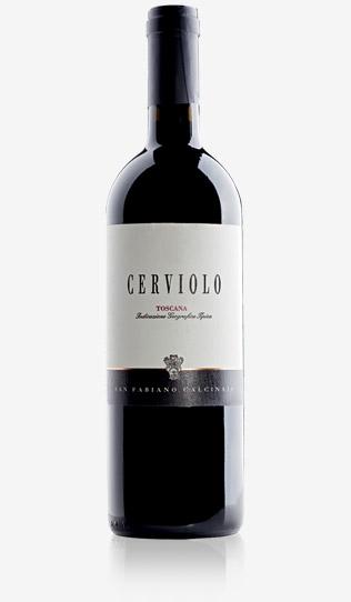 チェルヴィオーロ/カルチナイア/トスカーナ赤ワイン