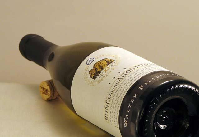 フリウリ白ワイン/フィリップティ ロンコ・デ・アゴスティーニ
