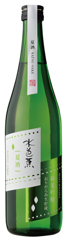 水芭蕉 純米吟醸 夏酒720