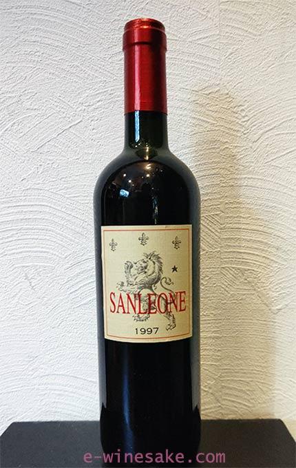 サンレオーネ/ファットリア・ソンニーノ/トスカーナ赤ワイン/酒の瀧澤