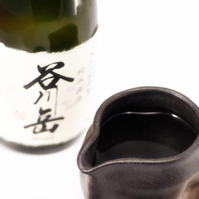 別注限定品!谷川岳 純米辛口原酒 白ラベル 720ml 永井酒造