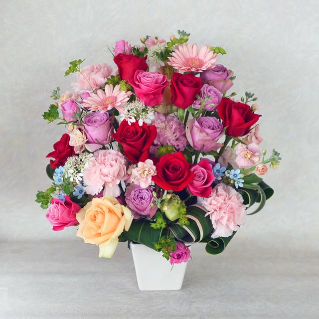 生花アレンジメント 【デザイナーにおまかせ】