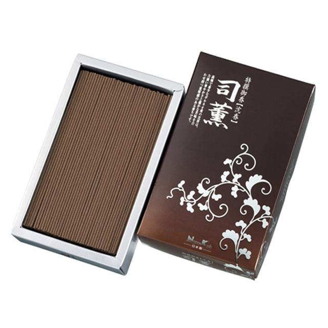 日本香堂のお線香 司薫 しくん 沈香 バラ詰 #23902