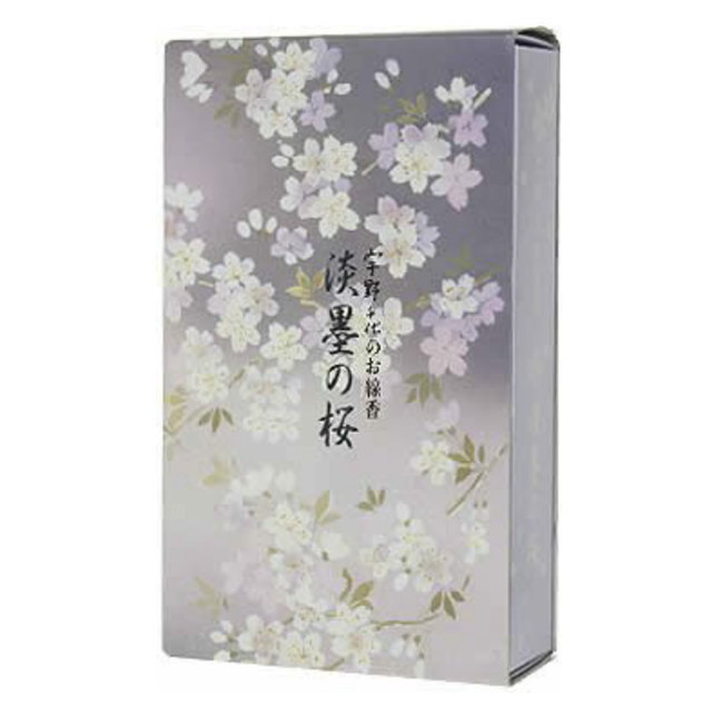 日本香堂 宇野千代 淡墨の桜