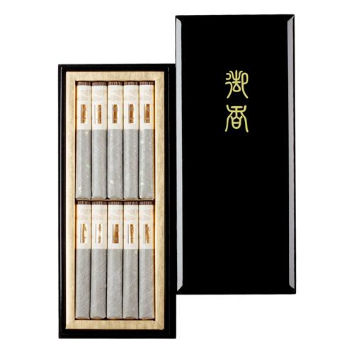 瑞雲 本塗箱短寸10入 (日本香堂) 【日本全国送料無料】