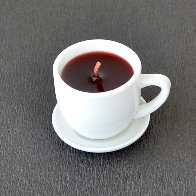 ホットコーヒー キャンドル (カメヤマ)【お届け先地域毎に送料が加算されます】