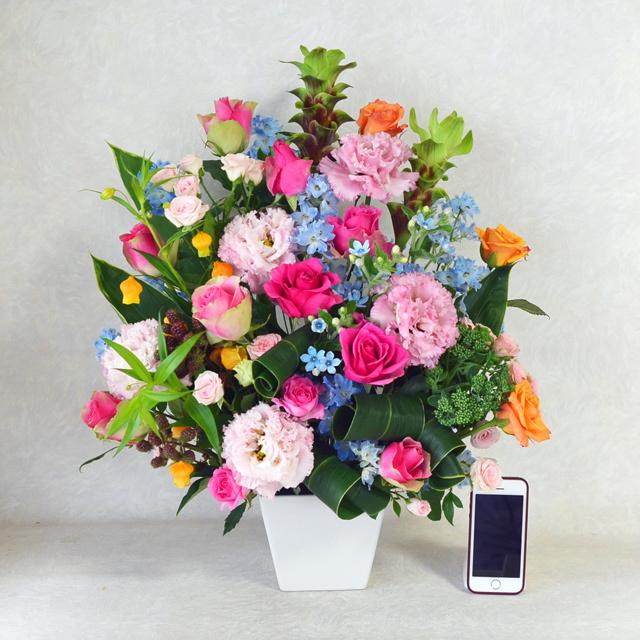 生花アレンジメント 【ミックス】