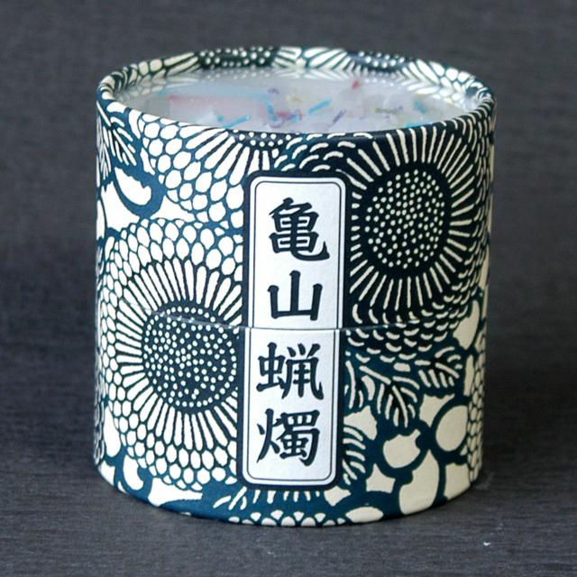 カメヤマ 亀山五色蝋燭