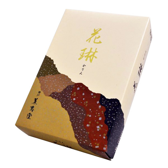 薫寿堂のお線香 花琳 大バラ #21 【International shipping OK】