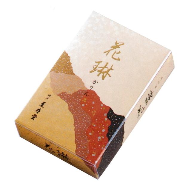 薫寿堂のお線香 花琳 ミニ寸 #36 【International shipping OK】