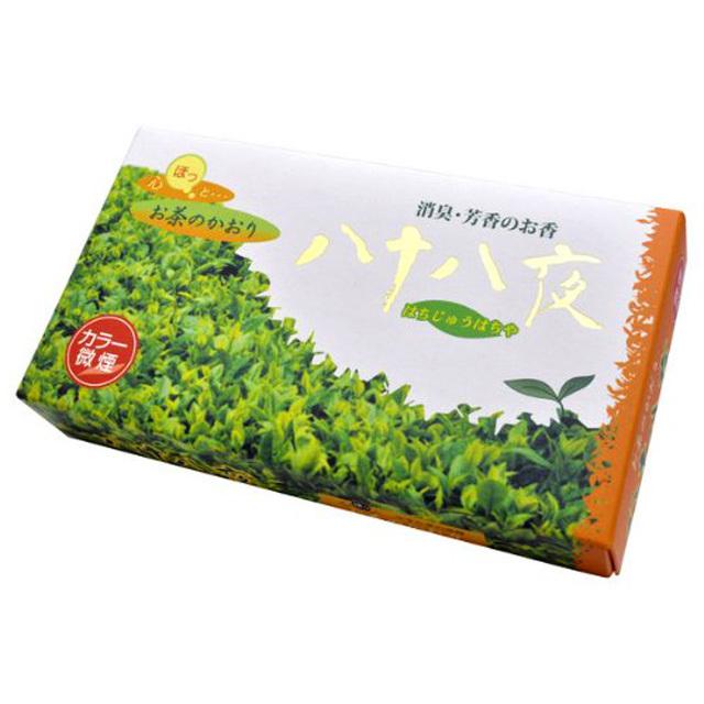 薫寿堂のお線香 八十八夜 微煙タイプ #681 お茶のかおり