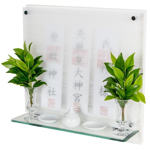 神棚,モダン,シンプル,壁掛け,neo110,国産,日本製,取付