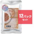 【定期購入】【毎回10%OFF!+送料無料!】【EAT EAT LIGHT】しかにくミンチ 12パックセット / おかずレトルト