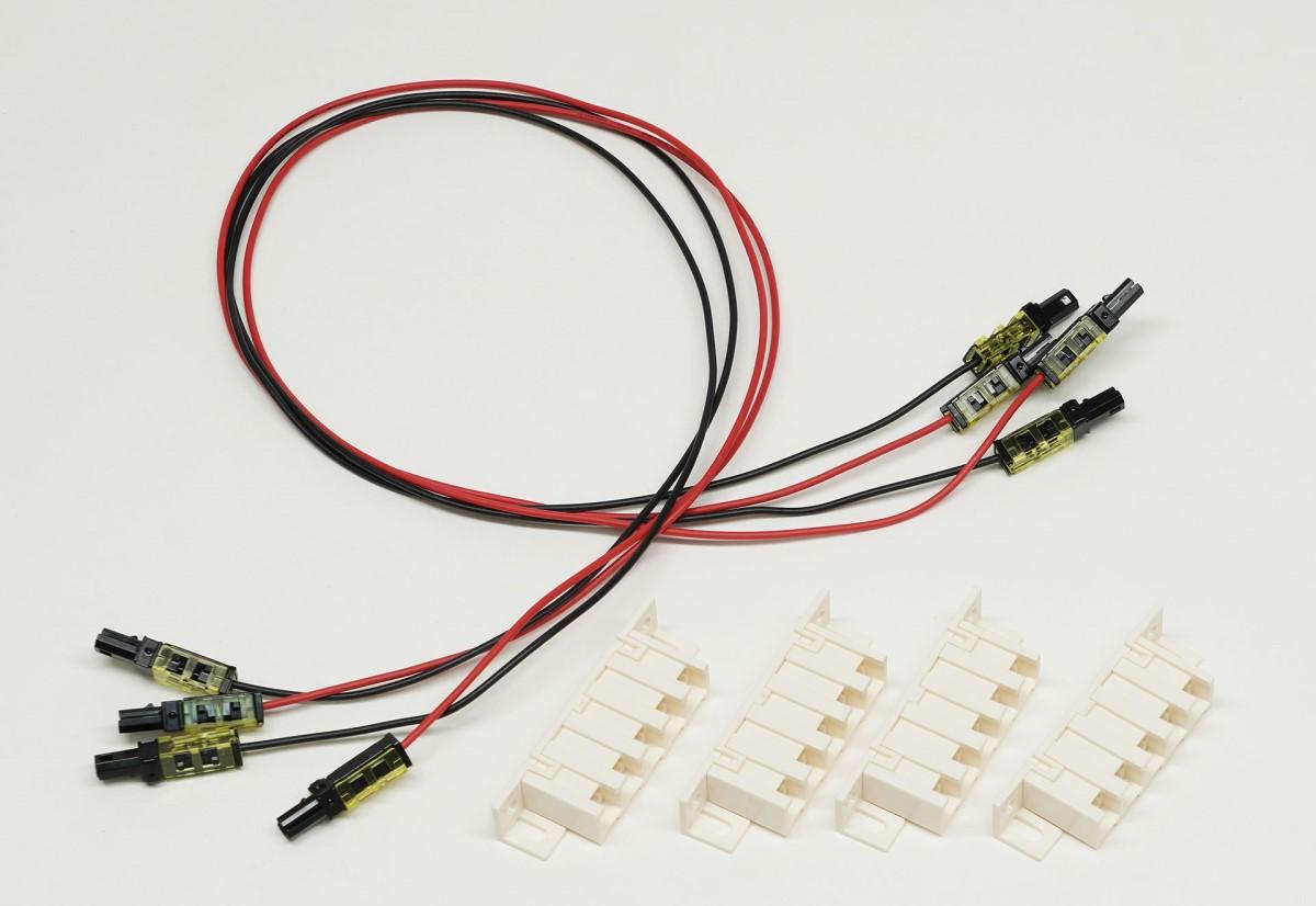 【15036】電飾キット用 配線拡張ユニット