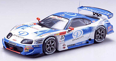 【43698】DYNACITY TOM'S SUPRA GT500 2005 No. 37