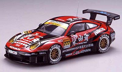 【43752】Ryozanpaku TEAM TAKAMIZAWA ADVAN GT3 SUPER GT300 No. 777