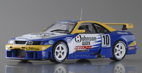 【43933】JOHNSON SKYLINE R33 JGTC 1995 No. 10