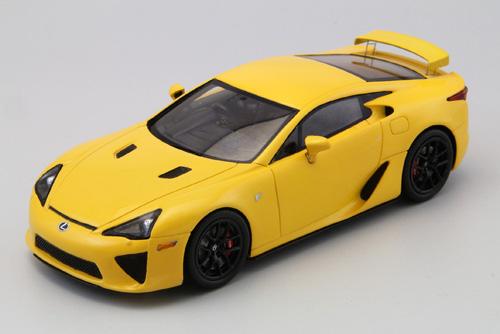 【44516】Lexus LFA (YELLOW) 【RESIN】