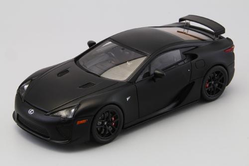 【44517】Lexus LFA (F BLACK) 【RESIN】