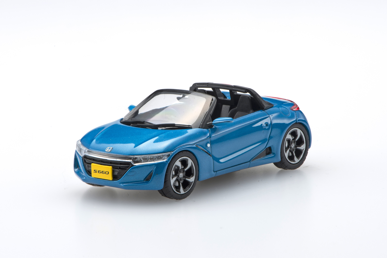 【45360】Honda S660 (Blue)