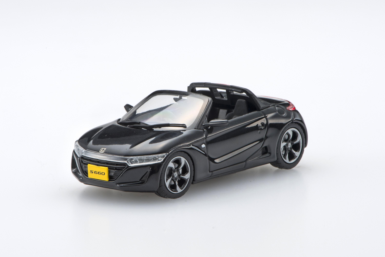【45361】Honda S660 (Black)