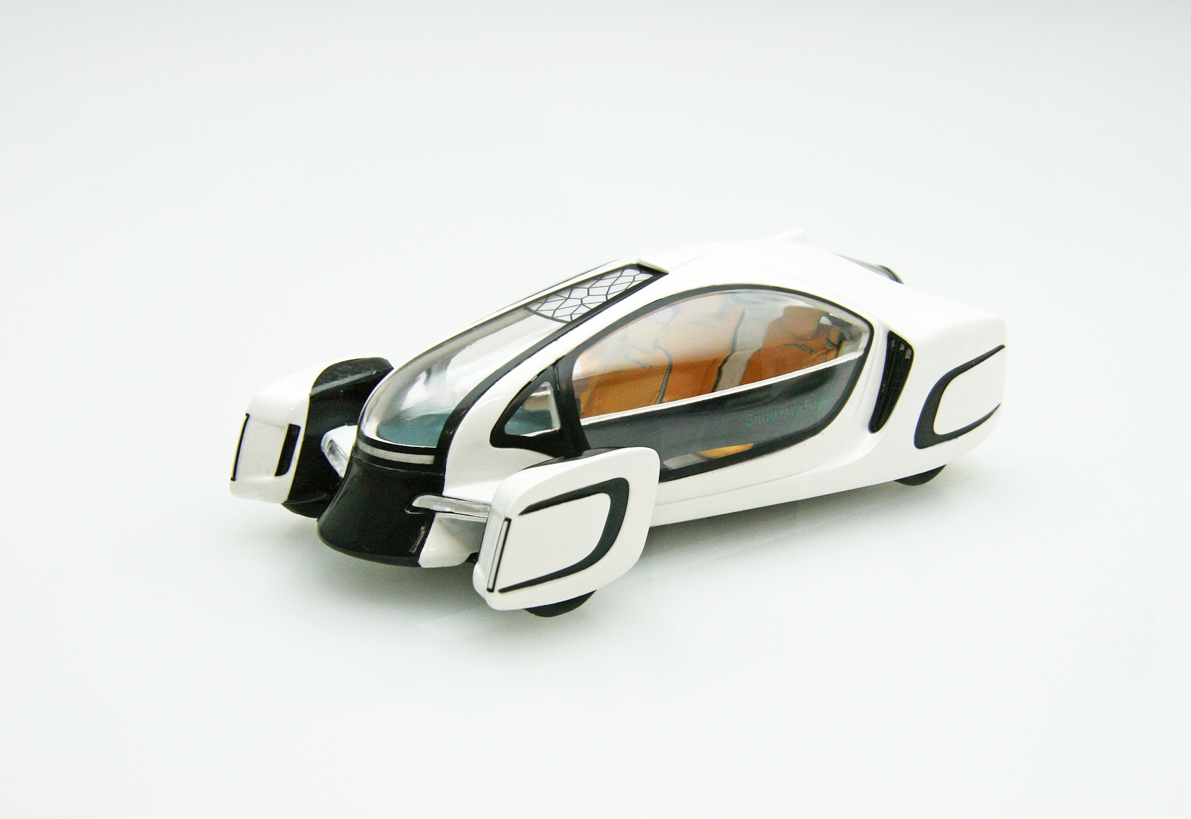 【45702】I to P Impact Concept car [RESIN]