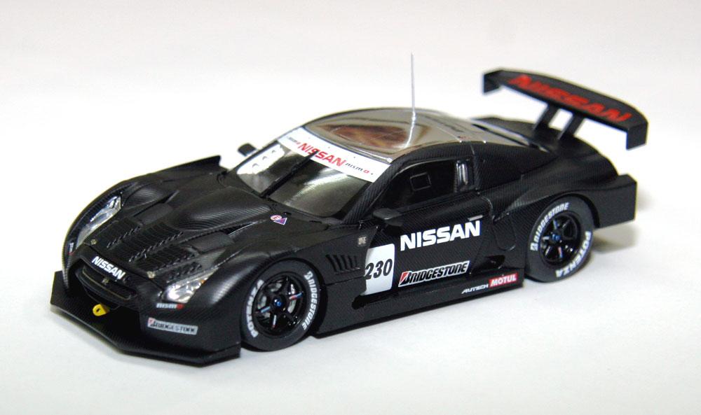 ニッサンGT-R ローダウンフォース テストバージョン 2008 #230