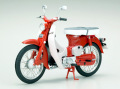 【10012】1/10 HONDA SUPER CUB CA100 (RED)
