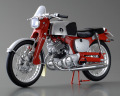 【10023】1/10 HONDA CB92 (RED)