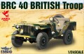 【25018】1/24 BRC 40 BRITISH Troop