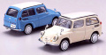 【43626】SUBARU 360 CUSTOM (LIGHT BLUE)