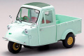 【43854】DAIHATSU MIDGET MP4 3WHEEL TRUCK 1959