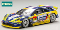 【43864】WedsSport CELICA SUPER GT300 2006 No.19 【RESIN】