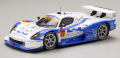 【43899】WILLCOM ADVAN VEMAC 408R SUPER GT300 2007 No. 62 【RESIN】