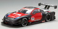 【43911】Motul Autech Z SUPER GT500 2007 No.22 test car